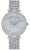 Harry Winston High Jewelry Timepieces Premier Ladies with Baguettes-Cut Diamonds 36 mm PRNQHM36WW007