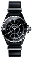 Chanel J12 Black-G10 Gloss Watch H4657