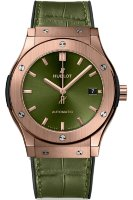Hublot Classic Fusion Green King Gold 45 mm 511.OX.8980.LR