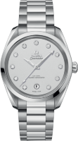 Seamaster Aqua Terra 150m Omega Co-axial Master Chronometer Ladies 38 mm 220.10.38.20.52.001