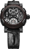 Romain Jerome Sea Titanic Inside Steampunk Tourbillon Titanic RJ.T.TO.SP.003.02