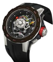 Richard Mille Tourbillon Competition G - Sensor-Sebastien Loeb RM 36-01