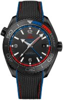 Seamaster Planet Ocean 600m Omega Co-axial Master Chronometer GMT 45,5 mm 215.92.46.22.01.004