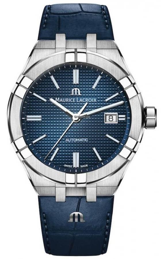 11d5398b Часы Maurice Lacroix Aikon Automatic AI6008-SS001-430-1 — купить в ...