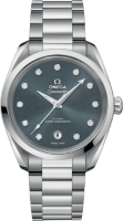 Seamaster Aqua Terra 150m Omega Co-axial Master Chronometer Ladies 38 mm 220.10.38.20.53.001
