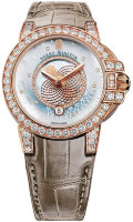 Harry Winston Ocean Moon Phase in rose gold OCEQMP36RR029