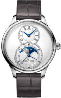Jaquet Droz Grande Seconde Moon Silver J007510240
