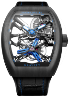 Franck Muller Grand Complications Graviti Skeleton V 45 T GRAVITY CS SQT Titan