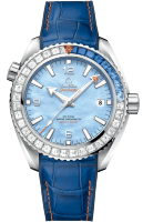 Seamaster Planet Ocean 600m Omega Co-axial Master Chronometer 43.5 mm 215.58.44.21.07.001