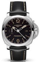 Officine Panerai Luminor 1950 3 Days GMT 24h Automatic Acciaio PAM00531