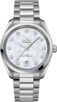 Seamaster Aqua Terra 150m Omega Co-axial Master Chronometer Ladies 38 mm 220.10.38.20.55.001