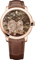 Harry Winston Midnight Dog Automatic 42 mm MIDAHM42RR003