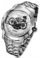 DeWitt Glorious Knight Chronograph Napoleon Steel FTV.CHR.02N