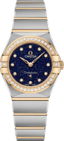 Omega Constellation Manhattan Quartz 25 mm 131.25.25.60.53.001