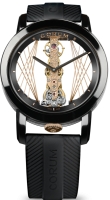 Corum Golden Bridge Round 43 Art Deco B113/03951-113.955.95/F371 CA55R