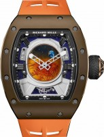 Richard Mille Watches Tourbillon Pharrell Williams RM 52-05