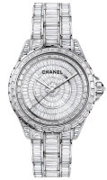 Chanel J12 White High Jewelry Watch H4500