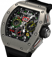 Richard Mille Flyback Chronograph Dual Time Zone RM 11-02