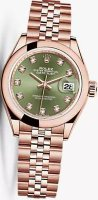 Rolex Lady Datejust Oyster 28 m279165-0012