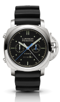 Officine Panerai Luminor 1950 Rattrapante 8 Days Titanio PAM00530