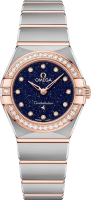 Omega Constellation Manhattan Quartz 25 mm 131.25.25.60.53.002