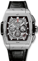 Hublot Spirit of Big Bang Titanium Diamonds 42 mm 641.NX.0173.LR.1104