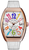 Franck Muller Ladies Collection Vanguard V 32 SC FO COL DRM Rose Gold