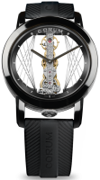 Corum Golden Bridge Round 43 Art Deco B113/03952-113.955.95/F371 CA59G