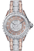 Chanel J12 White High Jewelry Watch H2143