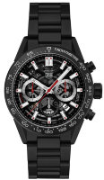 TAG Heuer Carrera Calibre 02 Automatic Chronograph 100M 43 mm CBG2090.BH0661