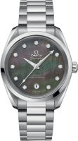Seamaster Aqua Terra 150m Omega Co-axial Master Chronometer Ladies 38 mm 220.10.38.20.57.001
