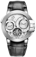 Harry Winston Midnight Ocean Tourbillon GMT OCEATG45WW006