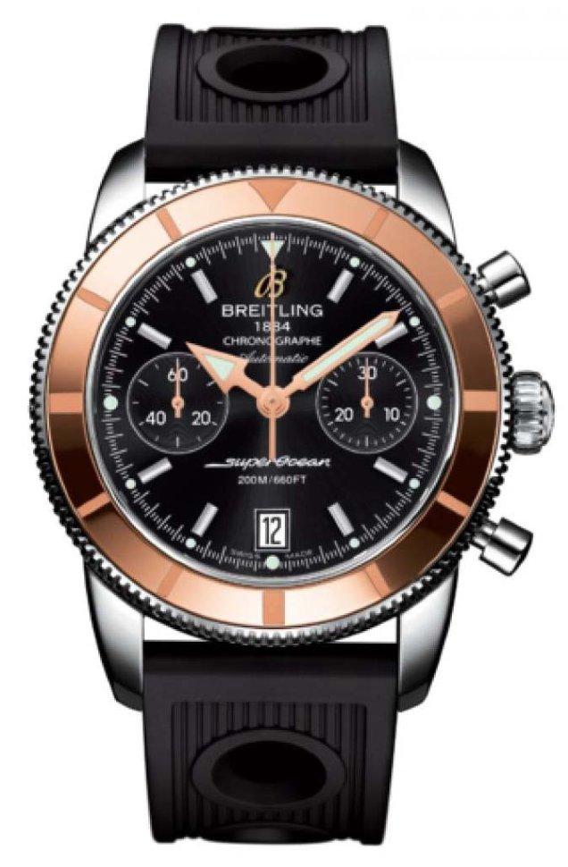 часы breitling superocean