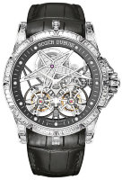 Roger Dubuis Excalibur Skeleton Double Flying Tourbillon RDDBEX0489