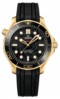 Omega Seamaster Diver 300 m Co-axial Master Chronometer 42 mm 210.62.42.20.01.001