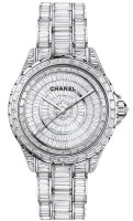Chanel J12 White High Jewelry H4499