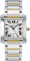 Cartier Tank Francaise Watch W51005Q4