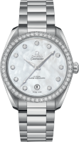 Seamaster Aqua Terra 150m Omega Co-axial Master Chronometer Ladies 38 mm 220.15.38.20.55.001