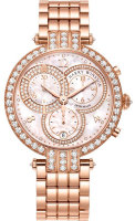 Harry Winston Premier Chronograph 40 mm in rose gold PRNQCH40RR003