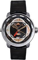 DeWitt Twenty-8-Eight GMT2 Poetic Titanium T8.POE.001