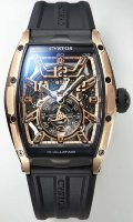 Cvstos Hour Minute Seconde Challenge Jet-Liner II P-S Automatic Gold
