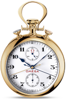 Omega Specialities Olympic Pocket Watch 1932 5109.20.00
