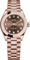 Rolex Lady Datejust Oyster 28 m279165-0015