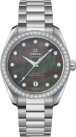 Seamaster Aqua Terra 150m Omega Co-axial Master Chronometer Ladies 38 mm 220.15.38.20.57.001