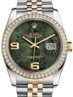 Rolex Oyster Perpetual Datejust 36 m116243-0009