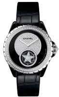 Chanel J12 Black Flying Tourbillon Watch H3844