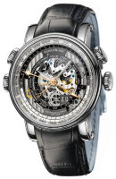 Arnold & Son Royal Collection Hornet World Ttimer Skeleton 1H6AS.O01A.C79F
