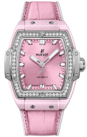 Hublot Spirit of Big Bang Pink Ceramic Titanium Diamonds 665.RN.891P.LR.1204