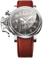 Graham Chronofighter Grand Vintage Should I Stay or Should I Go 2CVDS.B29B