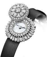 Harry Winston High Jewelry Timepieces Rosebud HJTQHM27WW001